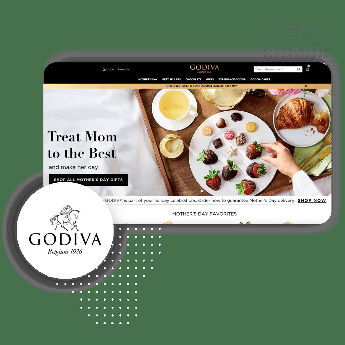 1_ Godiva