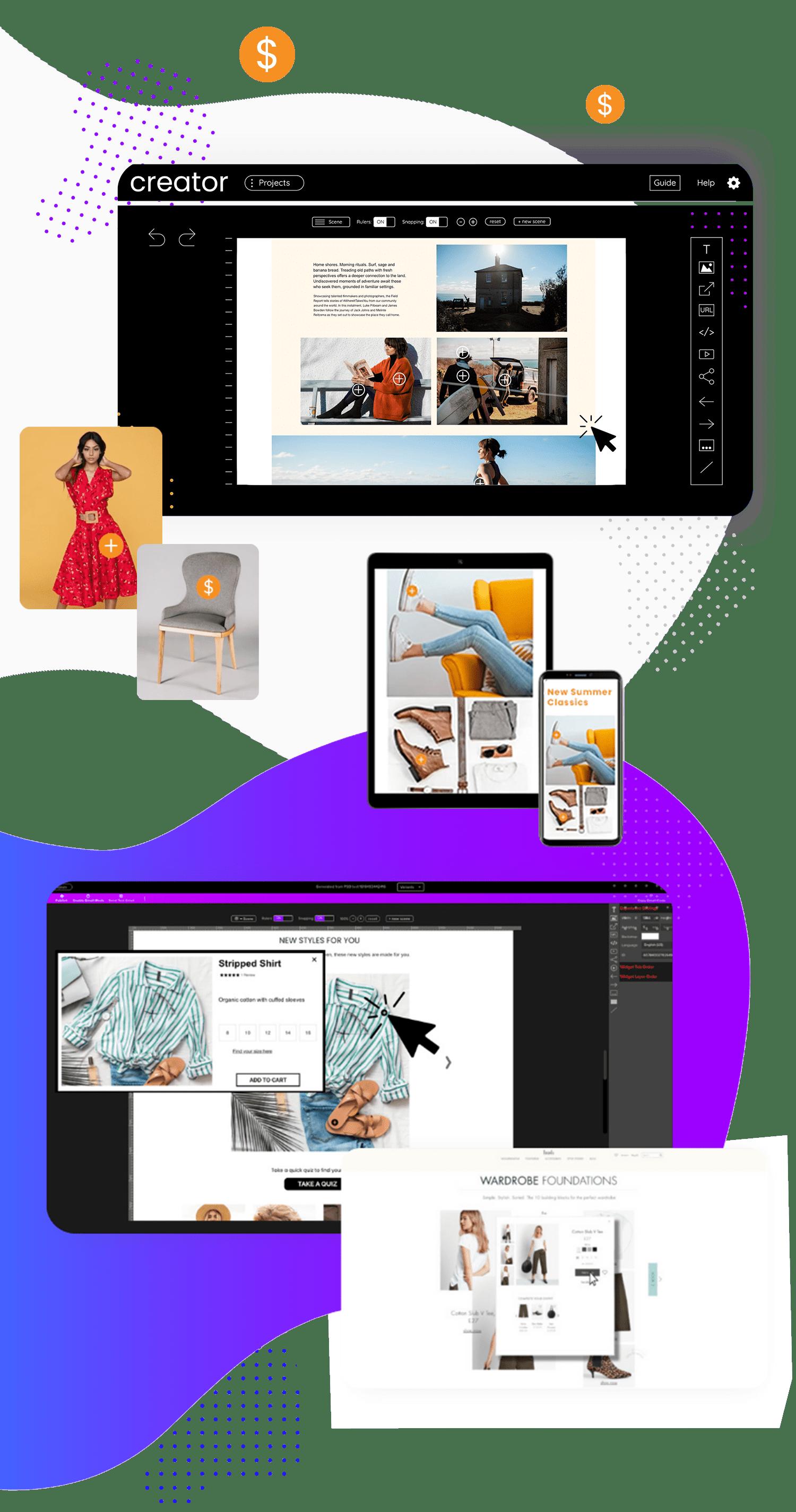 Create amazing digital experiences