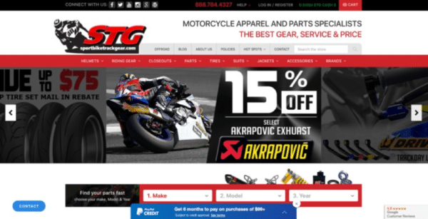 STG adds incentives to promote purchasing now