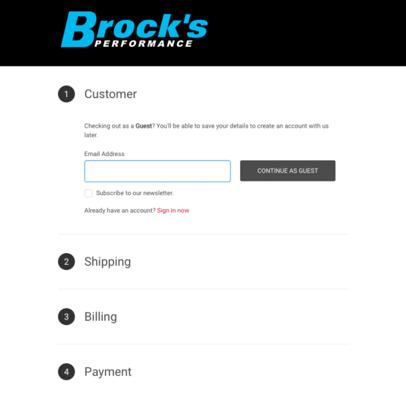 Brock simplifies hows to buy