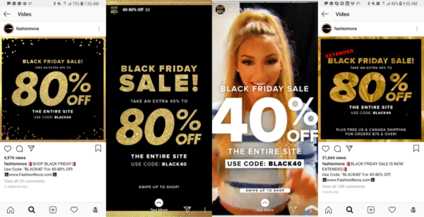 Black Friday Ecommerce Strategies