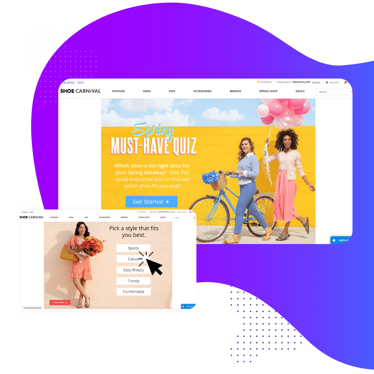use case - interactive shoppable experiences 1