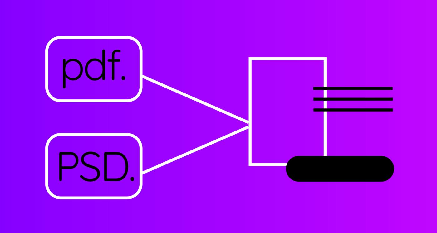 Design File Conversion