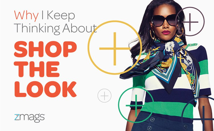 """Why I Keep Thinking About """"Shop the Look"""""""