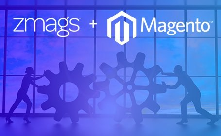 Zmags Joins Magento Select Partner Program