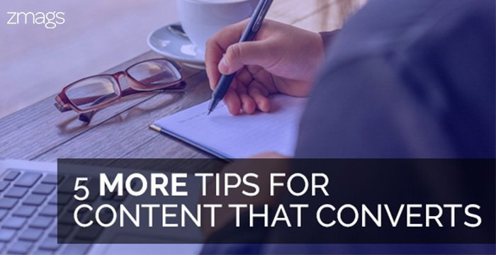 Boost Revenue With Content That Converts
