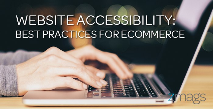 Website Accessibility + The ADA
