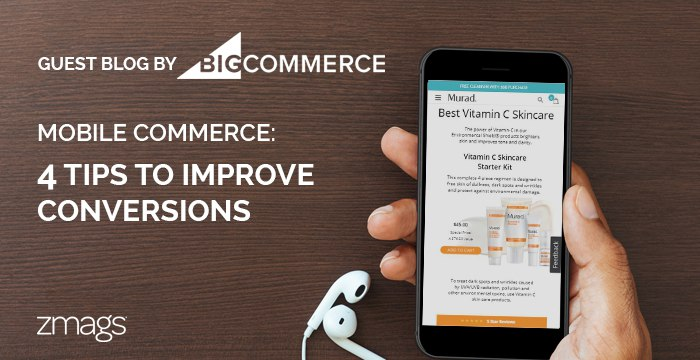 Mobile Commerce: Easy Fixes to Remove Common Conversion Obstacles
