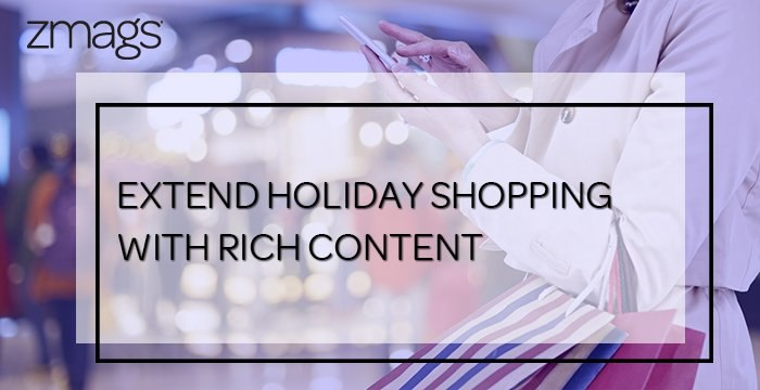 Holiday Ecommerce: The Extended Shopping Season