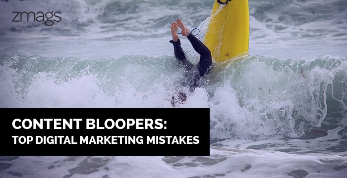 Content Marketing Mistakes (And Their Solutions)