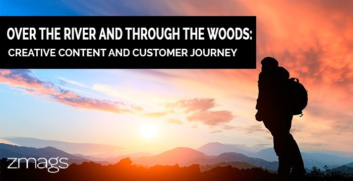 Over the River and Through the Woods: Creative Content and the Effects on the Ecommerce Customer Journey