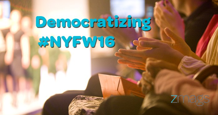 The Democratization of New York Fashion Week Via eCommerce
