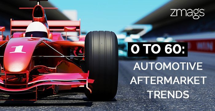 0 to 60: Ecommerce Automotive Aftermarket Trends