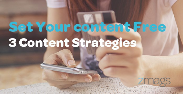 Set Your Content Free