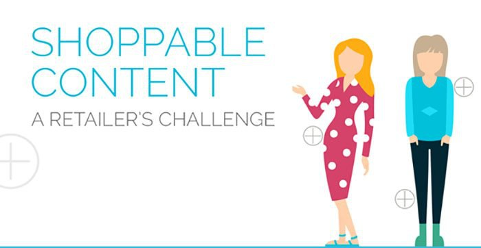 Shoppable Content Report: A Retailer's Challenge
