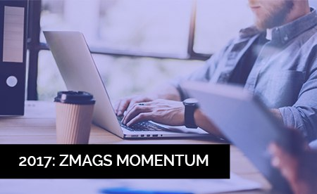 Zmags Drives Retail Customer Experience in 2017 with Customer Growth and Product Momentum