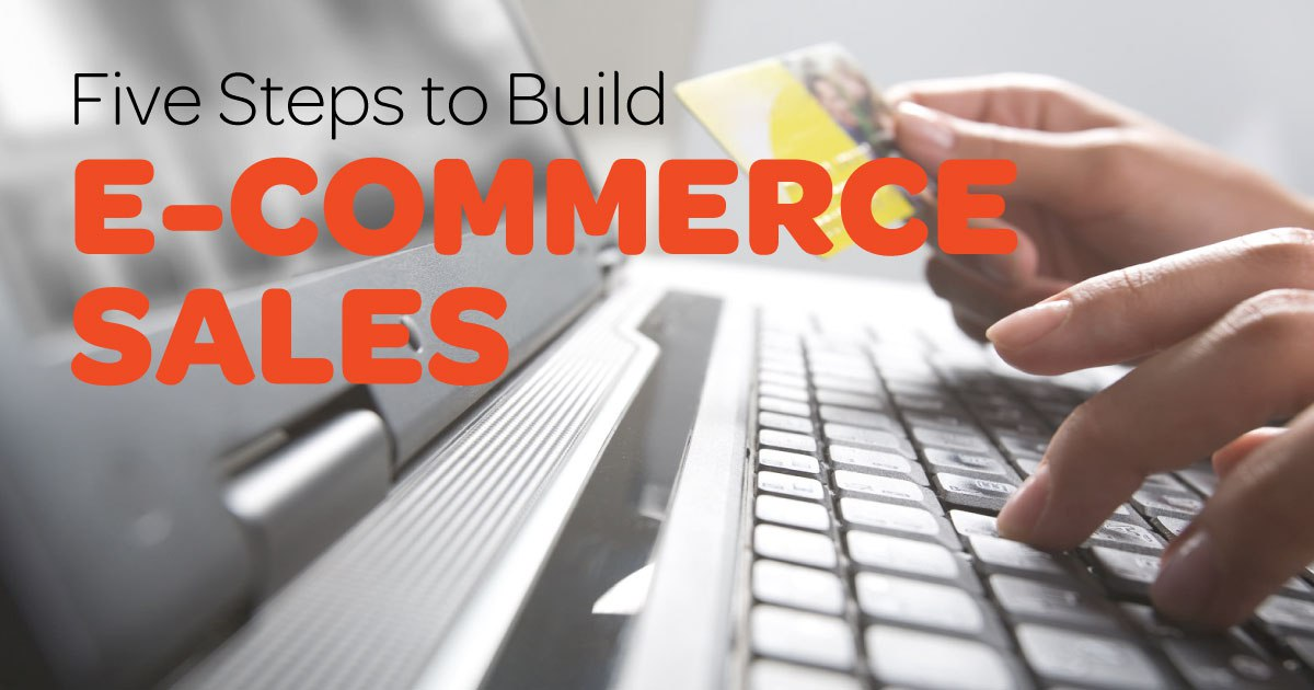 Five Steps to Build eCommerce Sales: How to Link Engagement to Revenue