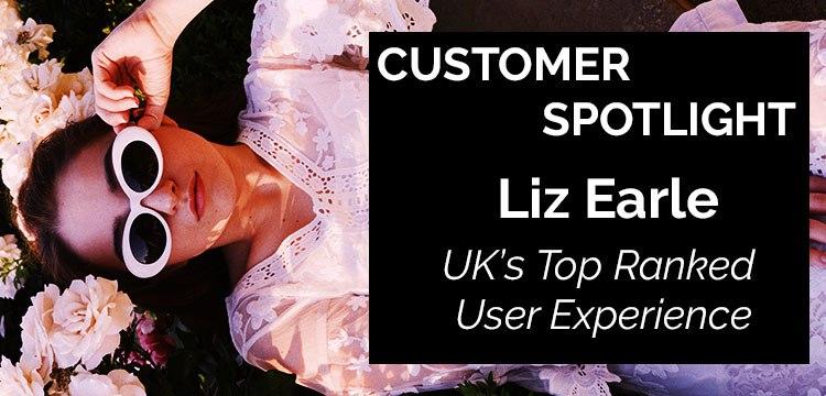 Liz Earle Must-See Website Wins UK's favorite User Experience