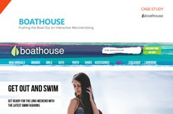 Retailer Boathouse Grows Website Attention by 500% with Creator