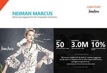 Neiman Marcus Deploys Zmags Creator for Shoppable Designer Lookbooks