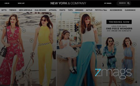 NY&Co sees 44% Increase In Mobile Conversions With Revamped Shopping Site