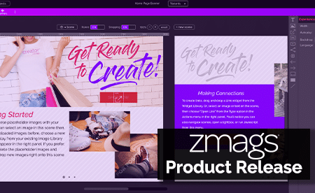 Creator by Zmags Brings Greater Agility to eCommerce Creativity