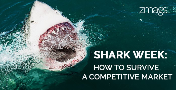 Shark Week: How to Survive in A Competitive Marketplace